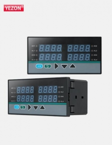 China YEZON PY504H Digital Electronic Indicator Dial Test Gauge Range 0-25.4mm with Large LCD Display on sale