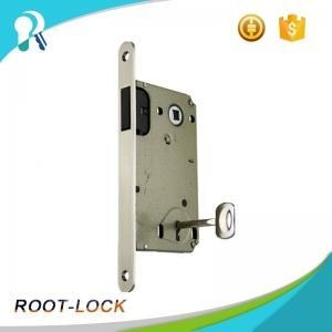 China Japanese double sided door lock with magnet on sale
