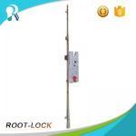 Multi sliding door system lock for cabinet locker
