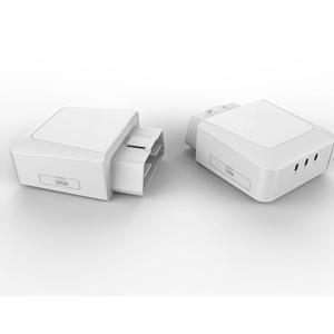 China 4G LTE OBD WiFi Hotspot GPS Tracker on sale