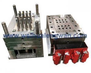 China Cosmetic Lipstick Tube Injection Mold on sale