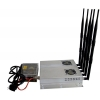 China 25W High Power 3G Mobile phone Signal Jammer with Outer Detachable Power Supply for sale