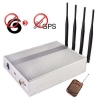 China Remote Control 3G Mobile Phone GPS Signal Jammer Blocker for sale