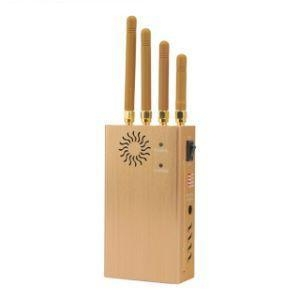 China High Quality Portable Mobile Phone Jammer GPS Signal Blocker Handheld WiFi Jammer on sale