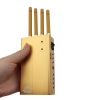China Portable GSM 3G Jammer and WIFI GPS Blocker 315 MHz 433 MHz 868 MHz for sale