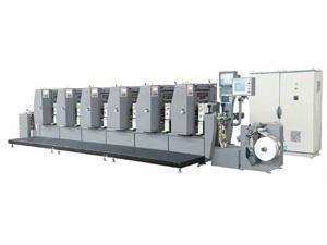 China Offset Intermittent Rotary Printing Machine on sale