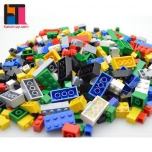 China 1000pcs ABS plastic toys classic mini building bricks blocks toys on sale