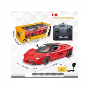 China 1:8 4CH RC simulation car with Battery on sale