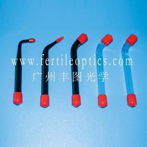 China Optical fiber element Glass/fiber optic guide rod on sale