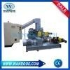 China PE PP Film Double Stage Plastic Pellet Making Machine on sale