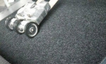 PVC-02 PVC Coil Spray Mat Cushion mat