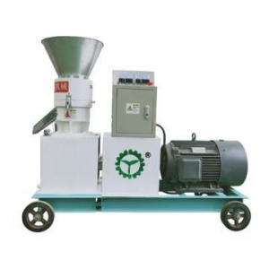 China Poultry and Animal Feed Pellet Making Line on sale
