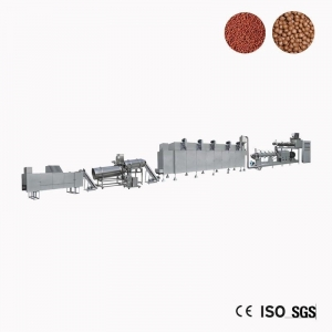 China puffed corn snacks machine Corn Snack Extruder Machines Production Line on sale