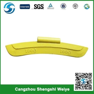 China Special wheel balance weight for wheel balancer on sale