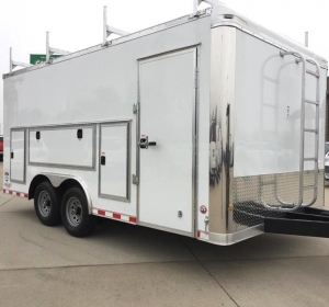 China Enclosed Trailers for Sale # 123456 on sale