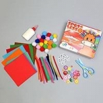 CREATIVE TOY IMAGINATION IS THE ART TO CREATE SpotLess, Creative Kit for Your Kids, Advance