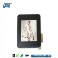 2.4 inch TFT LCD module touch panel with coverlense