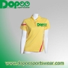China professional designing style girl's polos shirt DPWP006 for sale