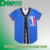 China wholesale-polyester-baseball-jersey-custom-sublimation-DPBJ067 for sale