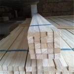 Paulownia solid square strip chamfer for construction