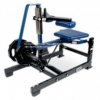 China CM-140 SEATED CALF RAISE Leg Exercise Machines for sale