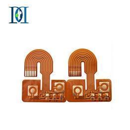 China Press Button Flexible Printed Circuit Board on sale
