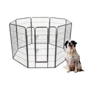 China Heavy Duty Pet Playpen Dog Exercise Pen Dog Fence on sale