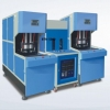 China PET PP PMMA PC PS Semi-automatic Blowing Molding Machine for sale
