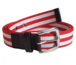 Canvas Belt Product Name:Stripe canvas belt