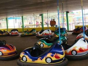China BAP 03  Electric Ceiling Amusement Park Bumper Cars on sale