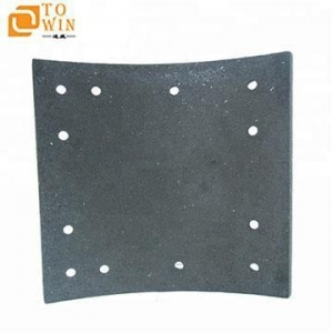 China Brake Shoe 4515-4515Q With Kit on sale