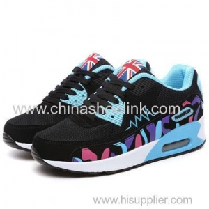 China Classic sport running shoes pu sole with airbag Admin Edit on sale