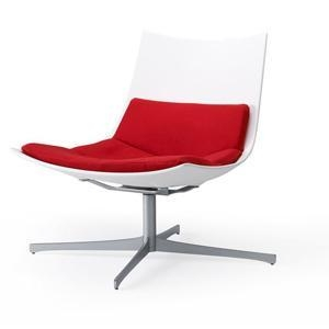 China Luc Lounge Chair - Swivel Base on sale