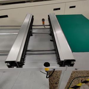 China SMT docking station, automated assembly line conveyor, 1 meter double rail belt screw, adjustable wi on sale
