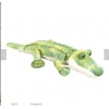 China Crocodile plush stuffed animal, plush stuffed animal crocodile for sale