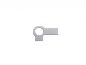 China Stainless Steel Tab Washer With Long Tab And Wing on sale