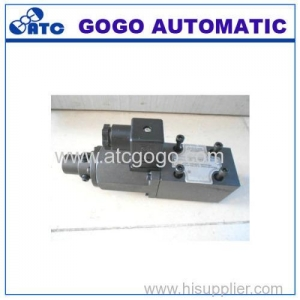 China Electro-hydraulic Proportional Pilot Relief Valve For Injection Molding Machine on sale