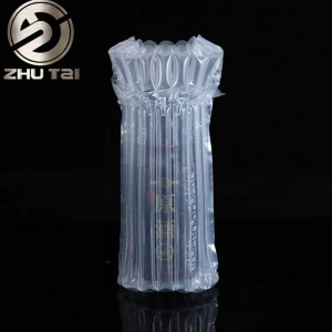 China Packaging Wrapper For Glass Bottles Bubble Cushion Wrap Protection on sale