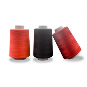China 100% Spun Polyester Bag Closing Sewing Thread on sale