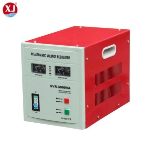 China Single phase automatic voltage regulator stabilizer 220v for refrigerator on sale