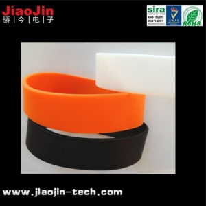China Silicone Sports Wristbands Smart Watch Wristband Production on sale