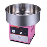 China Pink Commercial Electric Cotton Sugar Candy Machine on sale