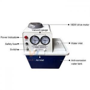 China SHB-III Electric chemical Mini Water pump types Circulating Lab Vacuum Pump for rotovap on sale