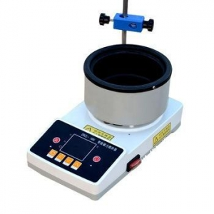 China cheap mini ptfe industrial hotplate laboratory heating hot plate magnetic stirrer bar on sale