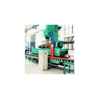 Automated LPG Cylinder Shot Blasting Machine