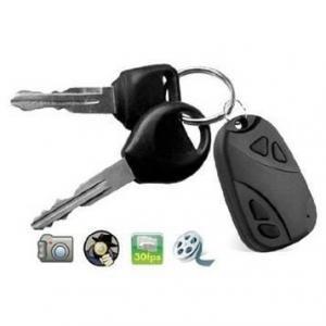 China Car Key Chain Camera Hidden DVR Video Recorder on sale