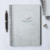 China China Supply A5 Size Spiral Simple Style Personal Notebook Planner on sale