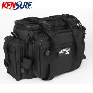 China Multifunctional Waterproof Lure Bag With Rod Holder KSA19 on sale