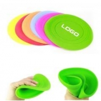 China Silicone Pet Frisbee on sale