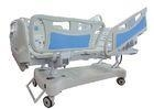 China Super Luxury Electric Nursing Bed Sturdy Construction With Central Locking System on sale